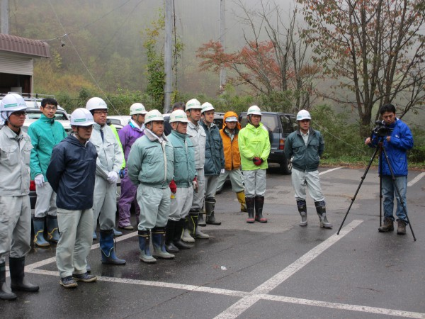CSR活動の実施(森林の里親促進事業)